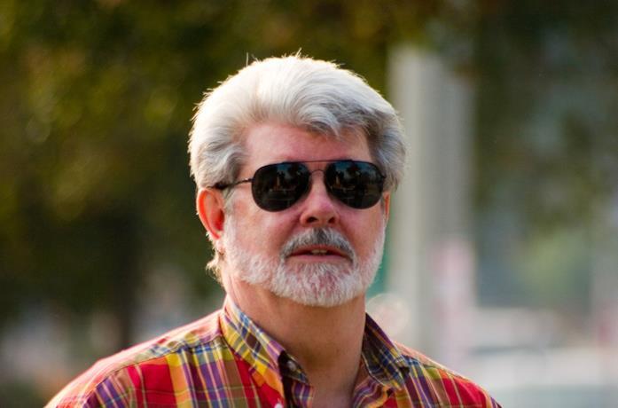 George Lucas a Pasadena
