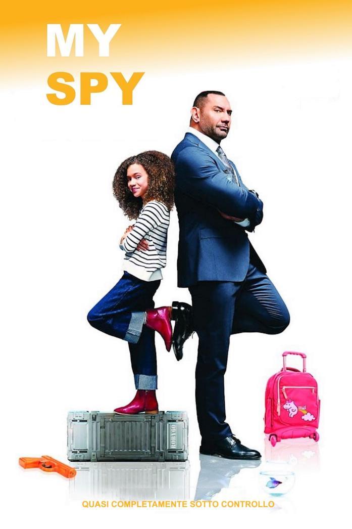 Il poster di My Spy