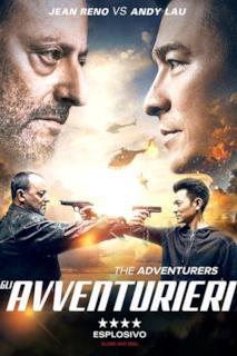 Poster The Adventurers - Gli avventurieri