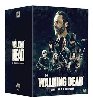 The Walking Dead - Stagioni 1-8  - BlueRay