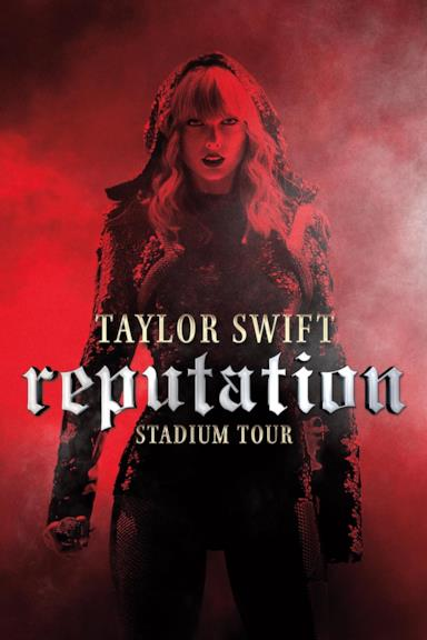 Poster Taylor Swift: Reputation Stadium Tour