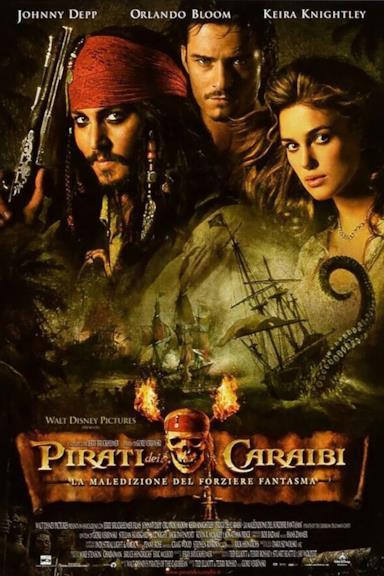Poster Pirati dei Caraibi - La maledizione del forziere fantasma