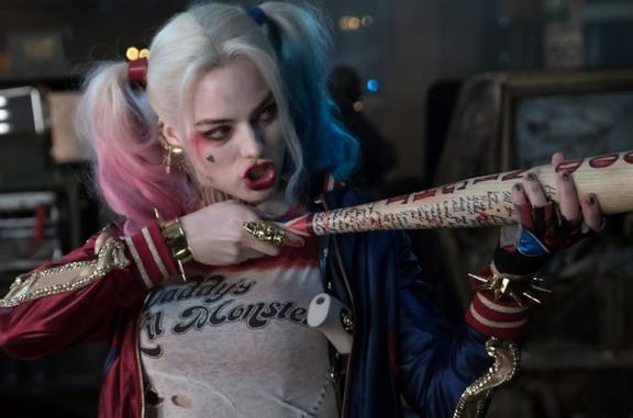 Un'immagine di Harley Quinn in Suicide Squad