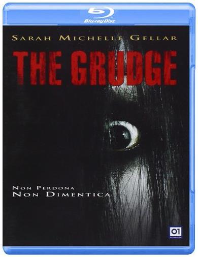Cofanetto Blu-ray di The Grudge