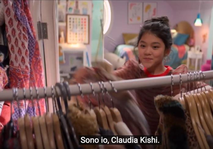 Claudia Il club delle baby-sitter