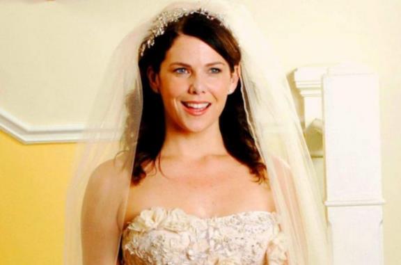 Una Mamma per Amica: tutto quello che Lorelai sognava per il matrimonio con Luke e che non ha più avuto