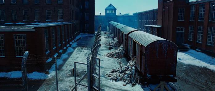Dachau ricordato da Teddy Daniels in Shutter Island