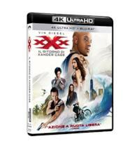 XXX - Il Ritorno Di Xander Cage (Blu-Ray 4K UltraHD + Blu-Ray)