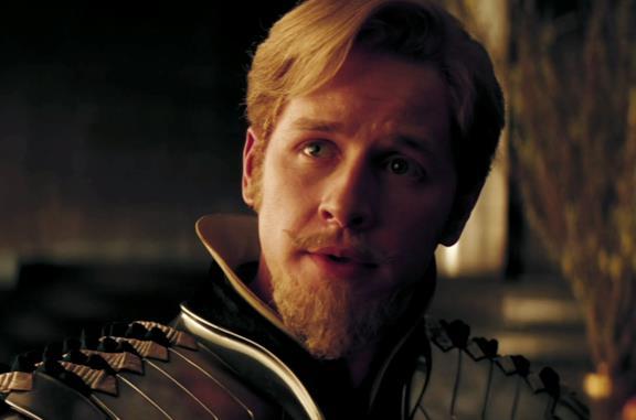 Perché Josh Dallas è stato sostituito da Zachary Levi come interprete di Fandral?