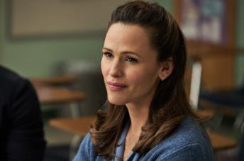 Un primo piano di Jennifer Garner in una scena del film Yes Day