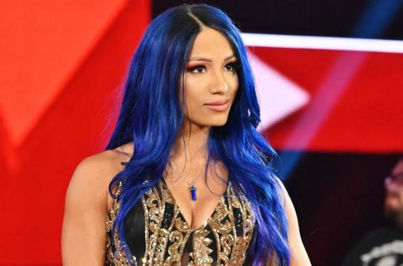 La lottatrice WWE Sasha Banks possibile nuova star di The Mandalorian 2