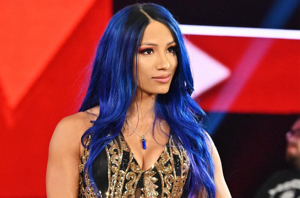 La lottatrice WWE Sasha Banks possibile nuova star di The Mandalorian 2
