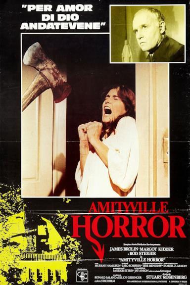 Poster Amityville Horror