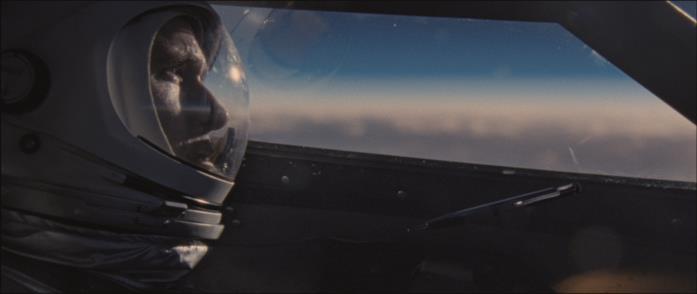 Ryan Gosling in una scena di Il Primo Uomo