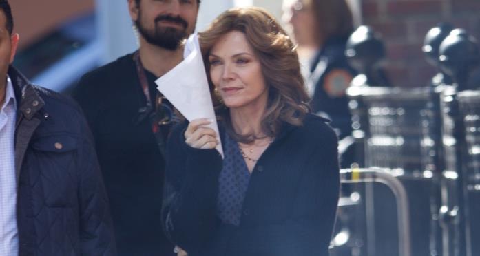 Michelle Pfeiffer beccata sul set di Ant-Man and the Wasp