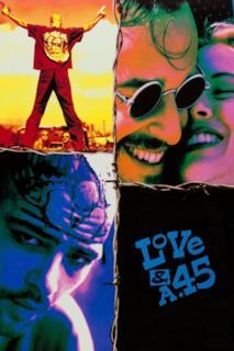 Poster Love e una .45