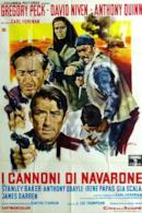 Poster I cannoni di Navarone