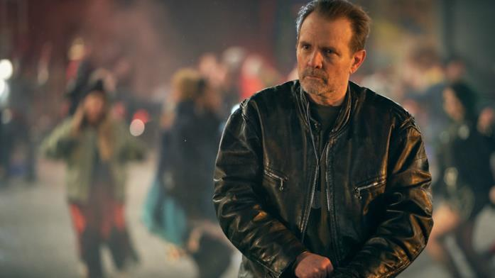 Michael Biehn in Planet Terror nel 2007