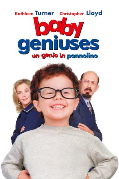 Poster Un genio in pannolino
