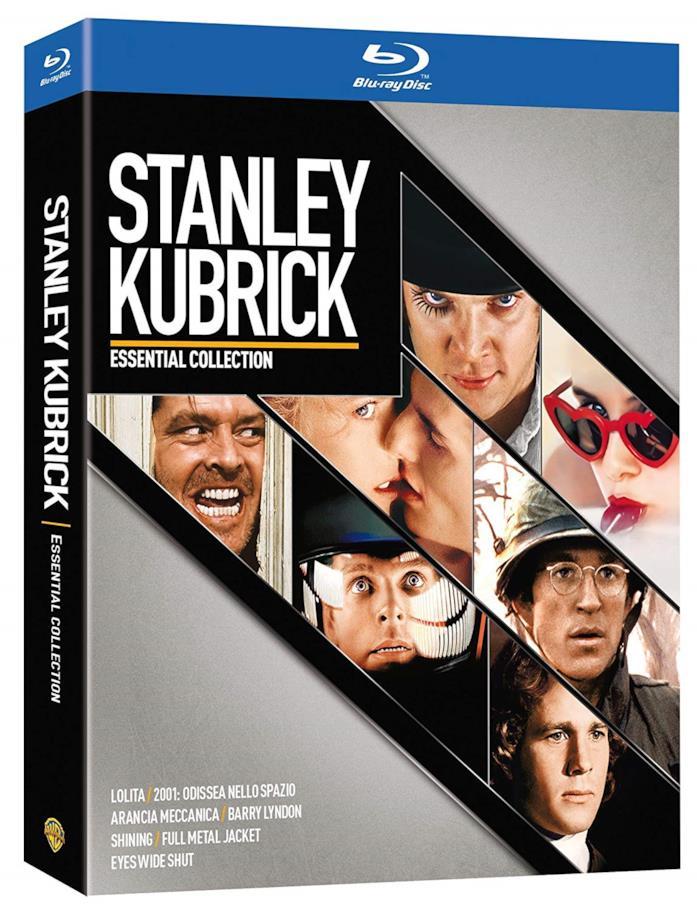 Stanley Kubrick Blu-ray