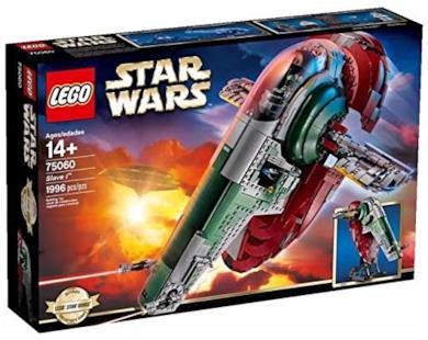 LEGO 75060 Ucs Slave 1 Ultimate Collector's Series Gioco di Costruzione