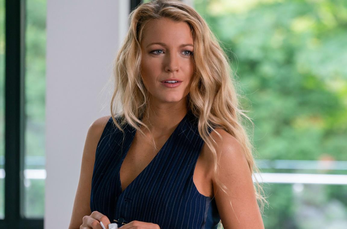 Blake Lively nel film Un piccolo favore