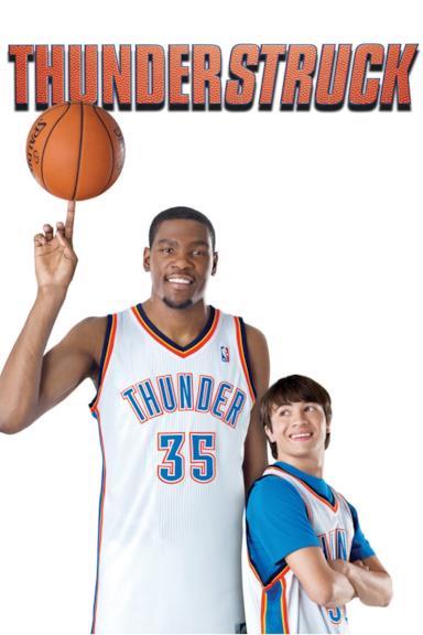Poster Thunderstruck - Un talento fulminante