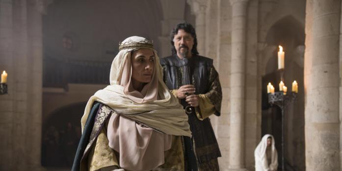 Il cast di El Cid