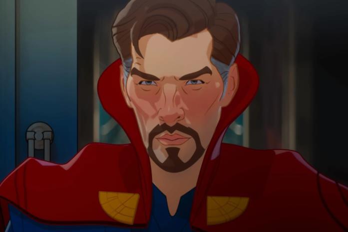 Doctor Strange nella serie animata What If...?
