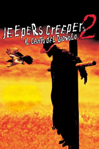 Poster Jeepers Creepers - Il canto del diavolo 2