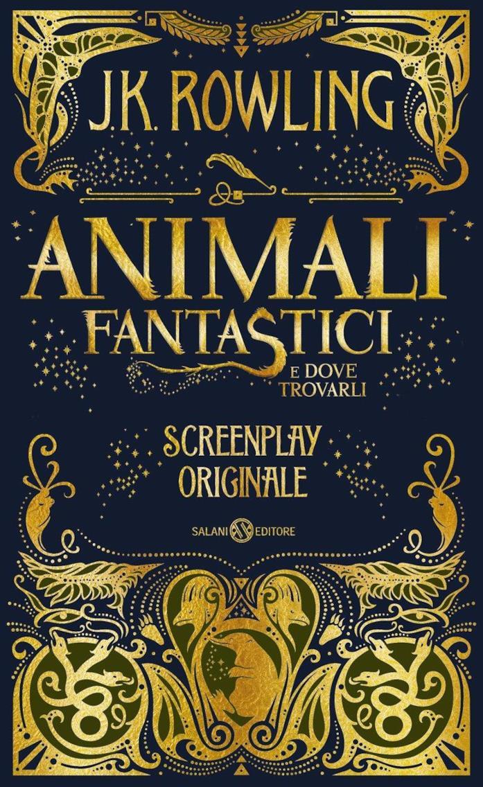 Animali fantastici e dove trovarli: Screenplay