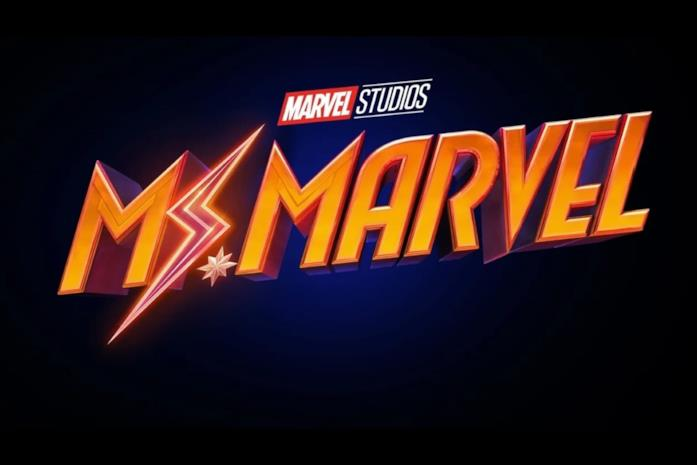 Il logo di Ms. Marvel