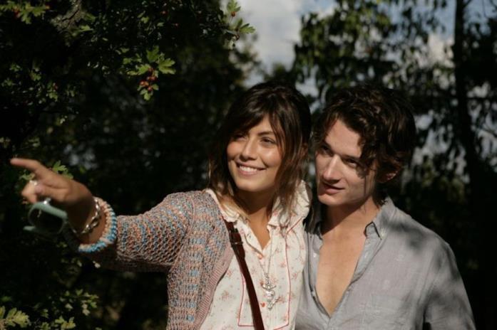 Bobby Kennedy III e Alessandra Mastronardi in una scena del film