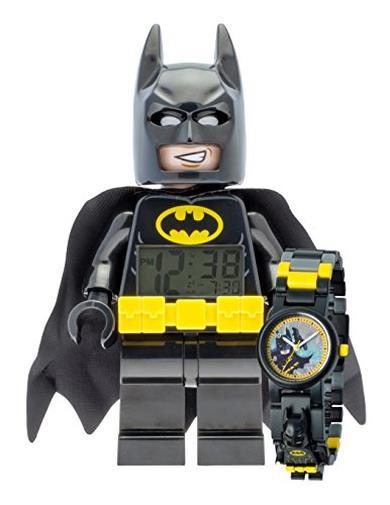 Batman sveglia e orologio
