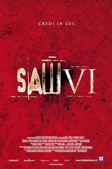 Poster Saw VI - Credi in lui