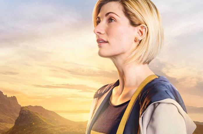 Jodie Whittaker è il Tredicesimo Dottore in Doctor Who