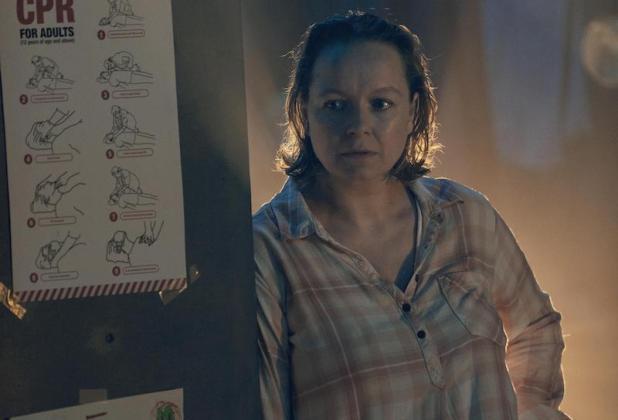 The Walking Dead 9x10: Alpha