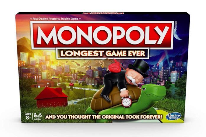 Monopoly nuova edizione scatola