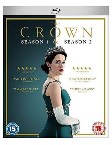 Cofanetto Blu-ray di The Crown - Seasons 1-2