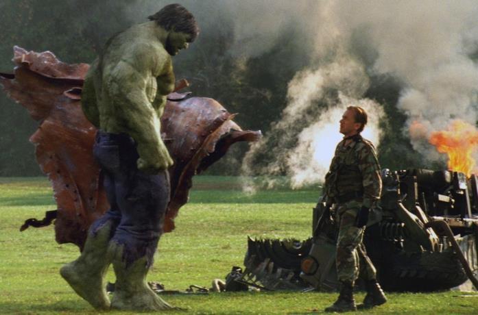 Hulk ed Emil Blonsky
