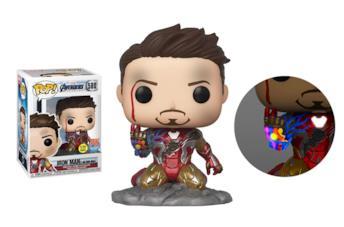 Io sono Iron Man, il funko pop in edizione limitata sulla morte dell'eroe