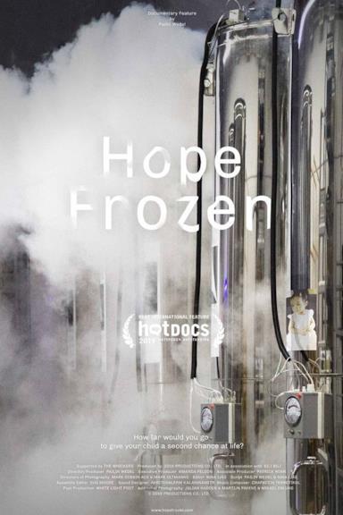 Poster Hope Frozen: si può vivere due volte?