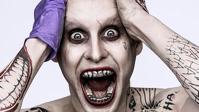 Jared Leto è Joker in Suicide Squad