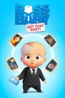 Poster Boss Baby: Caccia al Bambino!