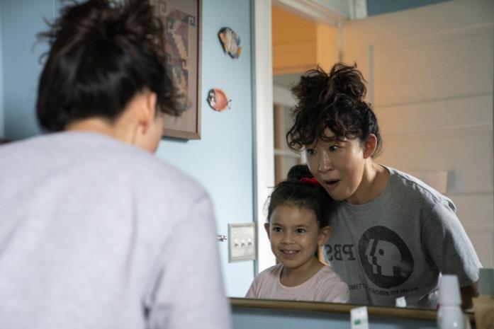 Sandra Oh è la professora Ji-Yoon ne La Direttrice