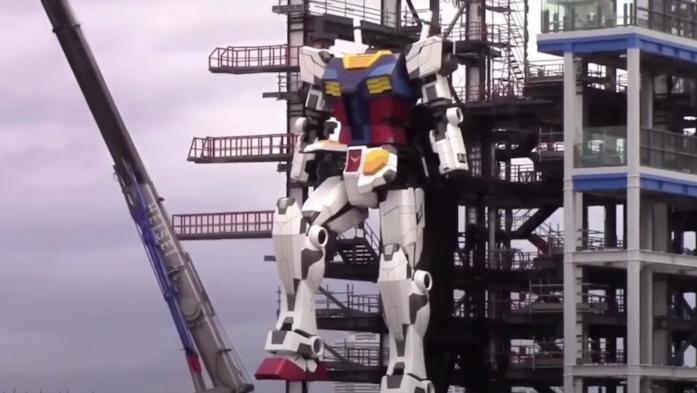 Gundam Yokohama