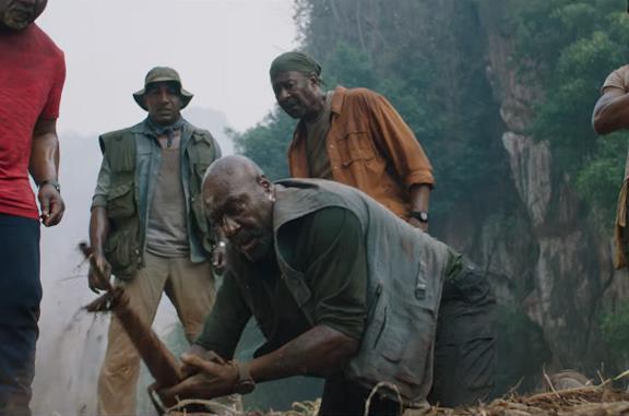 Da 5 Bloods - Come fratelli, il trailer del nuovo film di Spike Lee