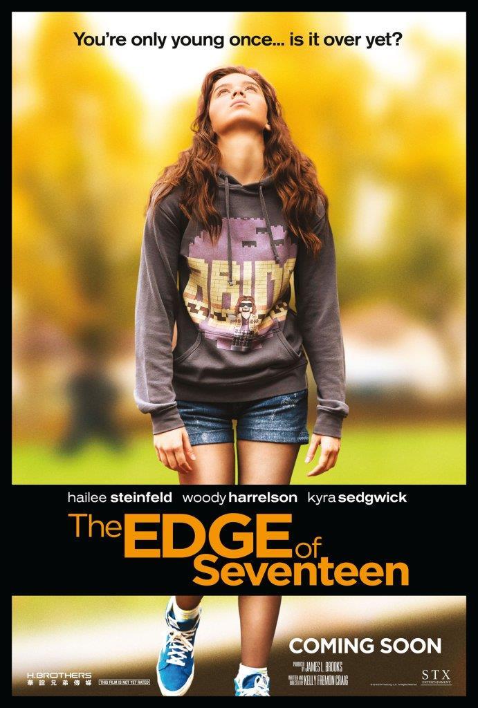 Ecco il trailer di The Edge of Seventeen