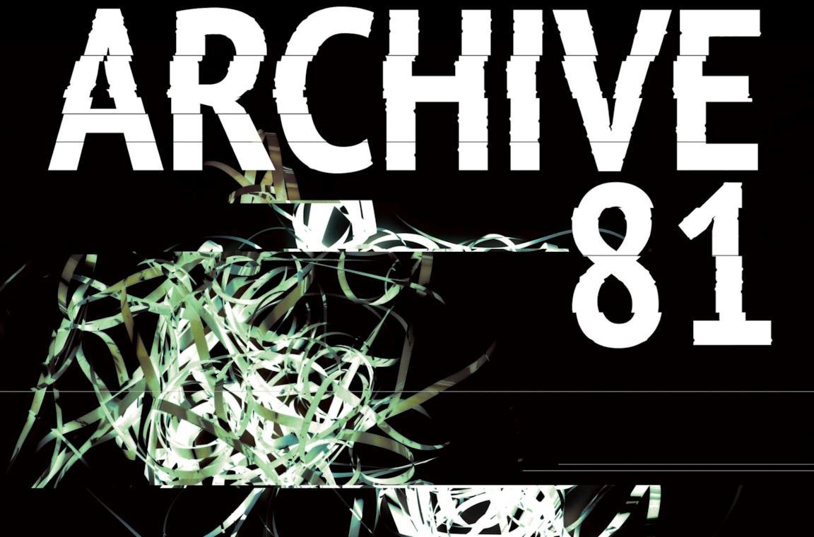 Il poster del podcast Archive 81