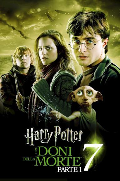Poster Harry Potter e i Doni della Morte - Parte 1